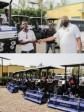 Haiti - Agriculture : Distribution of 45 tractors and other agricultural machinery