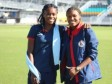 iciHaiti - Football : Two of our Grenadières left the country for France