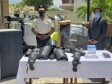 Haiti - Security : United States support to the PNH