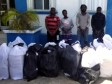 Haiti - Security : Seizure of 651 kg of narcotics off the Bay of Les Cayes