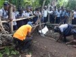 iciHaiti - Environment : Training on techniques for setting up school gardens