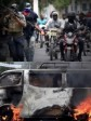 Haiti - FLASH : Outburst of violence of the «police offciers» of the «Phantom 509» Group