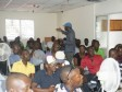 Haiti - Agriculture : Launch of the Exchange Program between fishermen's associations