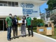iciHaiti - OPS/OMS : Donation of spare parts to the central garage of the National Ambulance Center