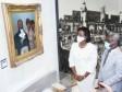 iciHaiti - Heritage : Unveiling of the historical painting «The Children of King Henri Christophe»