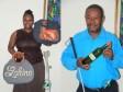 iciHaïti - Économie : La Secrétaire d'État rencontre deux entrepreneurs handicapés