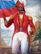 Haiti - 214th J-J Dessalines : Traditional message from Lesly Condé