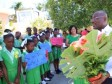 iciHaïti - Delmas : Le Maire Jeudy visite 2 écoles municipales
