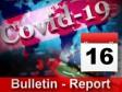 Haiti - Diaspora Covid-19 : Daily Report #241