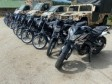 iciHaiti - Contraband : Recovery of 15 motorcycles stolen in DR bound for Haiti