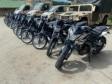 iciHaïti - Contrebande : Récupération de 15 motos volées en RD à destination d'Haïti