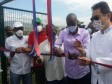 Haiti - Politic : Inauguration of 2 new solar-powered water pumping stations