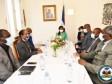 iciHaïti - Diaspora : La Consule Générale d'Haïti à Paris poursuit ses rencontres avec la diaspora