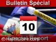 Haiti - COVID-19 : Haiti Special Report #265