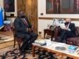 iciHaïti - Politique : L'Ambassadeur Bocchit Edmond, Représentant permanent auprès de l'OEA
