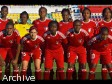 Haiti - Women's Football : Women's Olympic Selection of Haiti in Aruba