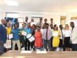 iciHaïti - ISOC Haïti : 10 membres exceptionnels, lauréats du Prix «Leadership et Engagement Volontaire 2020»