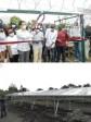 iciHaiti - Limonade : Inauguration of a solar-powered water pumping station