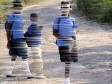 iciHaiti - Insecurity : The lives of children in danger on their way to school