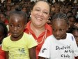 Haiti - Social : Sophia Martelly on tour in the Nippes