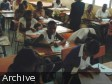Haiti - Education : Beginning tomorrow of the baccalaureate exams for 134.995 candidates