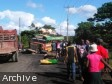 iciHaiti - Weekly road report : 19 accidents at least 41 victims