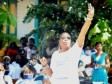 iciHaiti - Port-de-Paix : Minister Mompremier meets with women's organizations