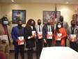iciHaïti - Diaspora Montréal : Le Consul Fritz Dorvilier a reçu l'Association NSK