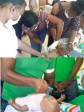 Haiti - Health : Training of 265 members of the National Ambulance Center