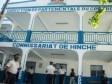 iciHaïti -  Politique : Visite surprise du DG de la PNH au commissariat de Hinche