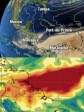 Haiti - Weather ALERT : Sahara sand dust and sulfur dioxide clouds
