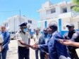 iciHaiti - Politic : The Minister of Justice on tour in Grand'Anse