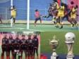 iciHaïti - Football féminin : L'Exafoot de Léogâne remporte le trophée du CHFF 2021