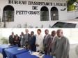 iciHaïti - Petit-Goâve : Inauguration  du Bureau d'Assistance Légale