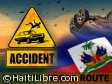 iciHaiti - Weekly road report : 21 accidents, at least 58 victims