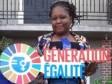 iciHaiti - Social : Vibrant homage of UN Woman to Marie Antoinette Duclaire