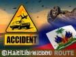 iciHaïti - Hebdo-route : 19 accidents au moins 48 victimes