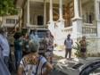 iciHaïti - Centre d'Art : Phase II, évaluation des travaux de la Maison Larsen-Ethéard