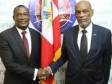 iciHaiti - Politic : Installation of the new Secretary General of the Council of Ministers
