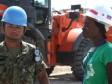 Haïti - Éducation : Projet pilote de formation en maniement d'équipements lourds