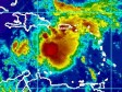 Haiti - Weather : 12 hours before the first effects of Emily