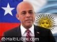 Haïti - Politique : Le Président Martelly en tournée en Amérique Latine