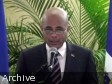 Haiti - Economy : «There are 35,000 jobs at stake» dixit Martelly