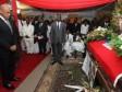 Haïti - Politique : Le Parlement salue la mémoire de Dionald Polyte