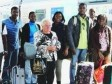 Haiti - France : New scholarship students in France