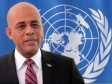 Haiti - Reconstruction : At the UN, the President Martelly surprised his interlocutors