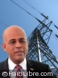Haiti - Reconstruction : Electricity a priority of President Martelly