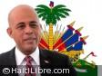 Haïti - Politique : Martelly prône le dialogue et la réconciliation Nationale