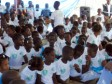 Haiti - Education : The School of the Republic of Slovenia is open