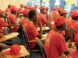Haiti - Education : 220 young in vocational training